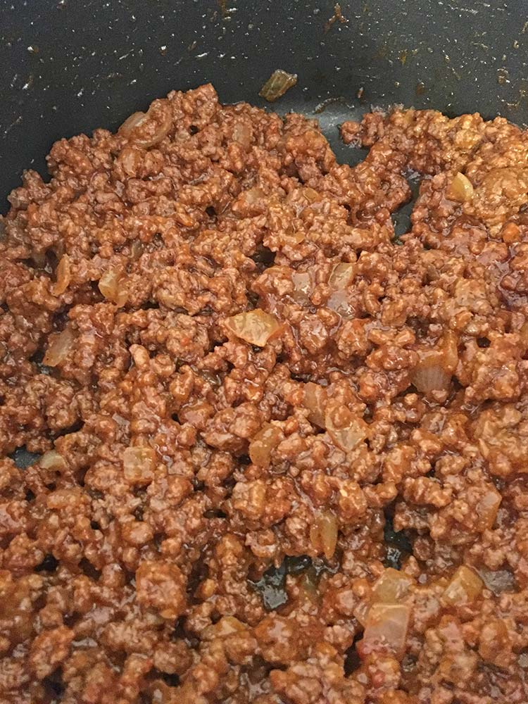 Sloppy Joe - Delicious!